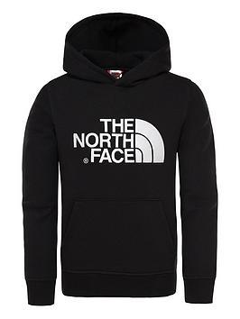 the-north-face-youth-drew-peak-po-hoodie-black