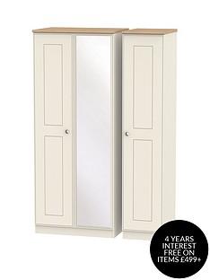 swift-charlotte-part-assembled-3-door-mirrored-wardrobe
