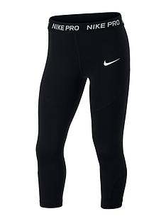 nike-girls-pro-capri-leggings-black