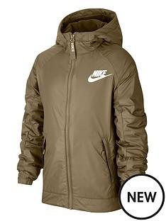 nike-sportswear-kidsnbspfleece-lined-jacket-olive