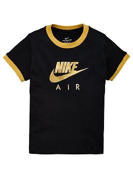 nike-sportswear-girls-air-logo-ringer-tee-black