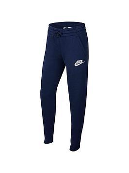 Nike Nike Sportswear Club Kids Fleece Jogger Pants - Navy Picture