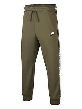 nike-sportswearnbsptaped-jog-pants-greenwhite