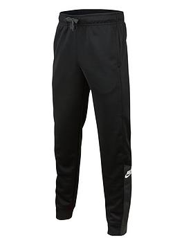 nike-sportswearnbspkidsnbsppants-blackwhite