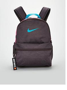 nike-childrens-brasilia-just-do-it-mini-backpack-greypink