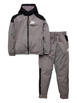 Nike  Sportswear Winterized Tracksuit - Grey
