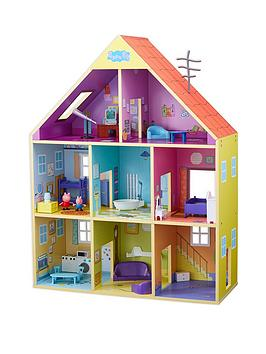Peppa Pig Peppa Pig Wooden Playhouse Picture