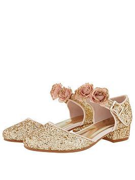 monsoon-monsoon-azalea-glitter-corsage-strap-2-part-shoe