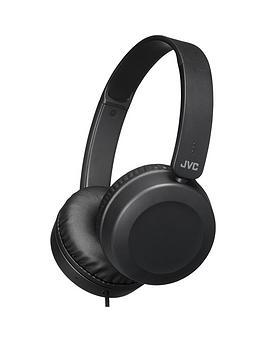 jvc-s31-wired-on-ear-lightweight-headphones-black