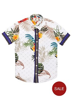 illusive-london-boys-botanical-resort-short-sleeve-shirt-white