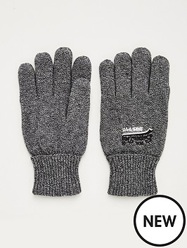 superdry-orange-label-gloves-charcoal