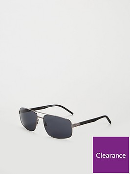tommy-hilfiger-rectangle-frame-1651s-sunglasses-blackgunmetal