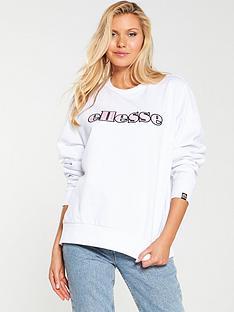 ellesse-chiodo-sweatshirt-whitenbsp