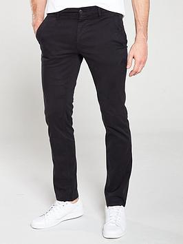 boss-slim-fit-chino-trouser-black