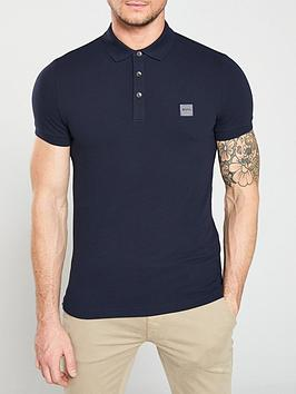 Boss Boss Casual Polo Shirt - Navy Picture