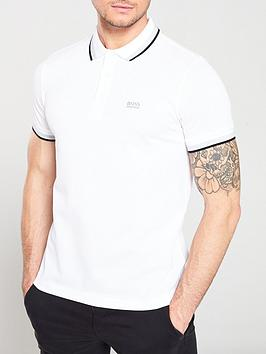 Boss Boss Athleisure Polo Shirt - White Picture