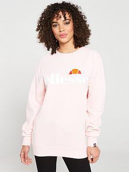 Ellesse Ellesse Agata Crew Sweatshirt - Pink Picture