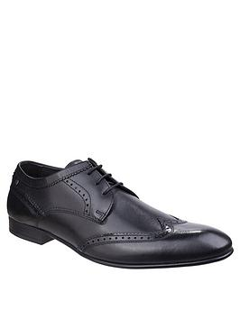 base-london-base-london-purcell-waxy-leather-lace-up-brogue-shoe