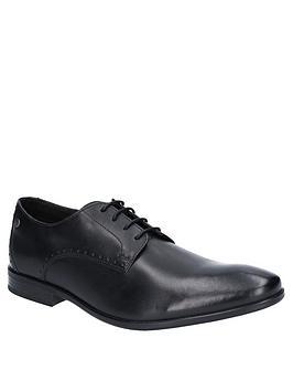 base-london-base-london-westbury-waxy-leather-lace-up-shoe