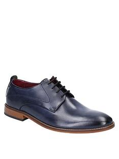 base-london-base-london-script-washed-leather-lace-up-shoe