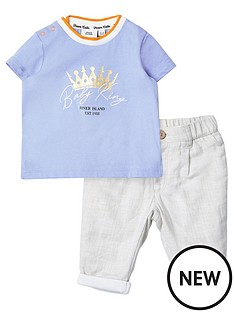 river-island-baby-blue-foil-print-t-shirt-outfit