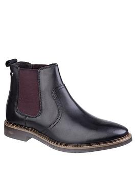 Base London Base London Base London Piper Waxy Leather Chelsea Boot Picture