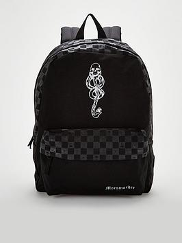 vans-harry-potter-darknbspmark-backpack-blacknbsp