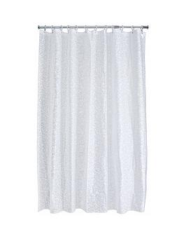 aqualona-fizz-white-soft-peva-shower-curtain