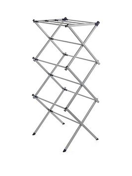 Addis   Extendable 3-Tier Concertina Indoor Clothes Airer