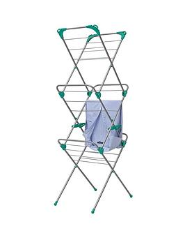 Addis Addis Space Saving 3-Tier Indoor Concertina Clothes Airer Picture