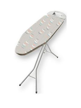 addis-home-ironing-board-110x34cm-with-iron-rest-summer-moon-design