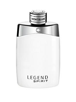 Montblanc Montblanc Montblanc Legend Spirit 200Ml Eau De Toilette Picture