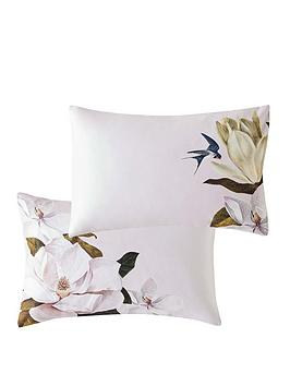 Ted Baker Ted Baker Opal Blush Housewife Pillowcase Pair Picture