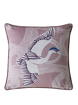 Ted Baker Ted Baker Flighter Feather Filled Cushion Picture
