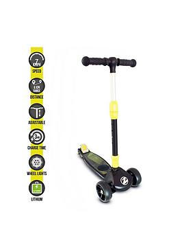 Zinc Zinc Electric T-Motion Tri-Scooter Picture