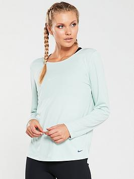 nike-training-ls-elastika-top-pistachionbsp
