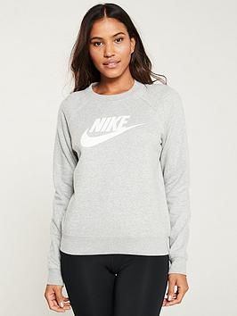 nike-sports-essential-hbr-sweat-dark-grey-heathernbsp