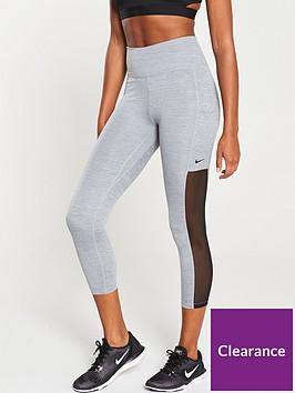 nike-one-crop-mesh-pkt-legging-dark-grey