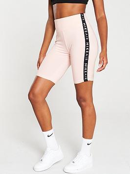 nike-sportswear-air-bike-short-pink