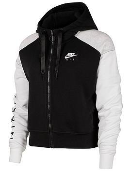 nike-air-fz-hoodie-blackwhitenbsp
