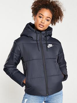 Nike Nike Nsw Padded Jacket - Black Picture