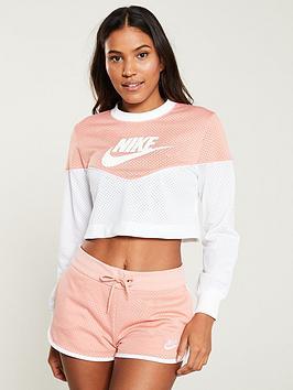 nike-sportswear-heritage-ls-top-pink