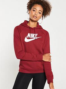 nike-sportswear-essential-oth-hoodie-red