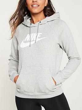 Nike Nike Sportswear Essential Oth Hoodie - Dark Grey Heather Picture