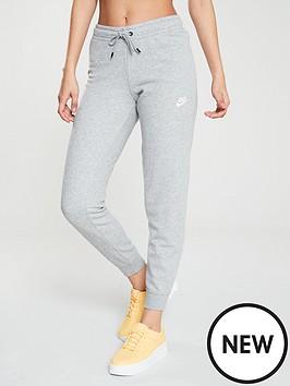 nike-sportswear-essential-fleece-pant-dark-grey-heathernbsp