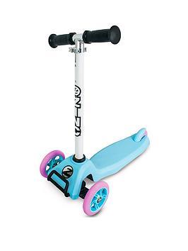 zinc-t-motion-tri-scooter-bluepink