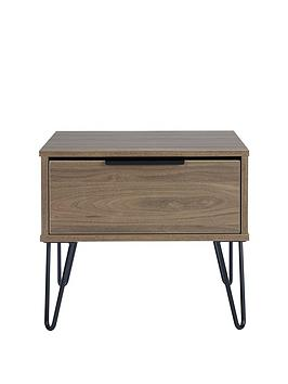Swift Swift Tokyo Ready Assembled Lamp Table With Hair Pin Legs Picture