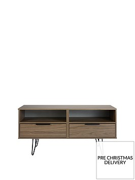 swift-tokyo-ready-assembled-tv-unit-with-hair-pin-legs-fits-up-to-48-inch-tv