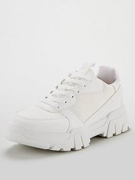 V by Very V By Very Abella Chunky Trainer Picture