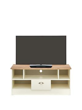 Swift Swift Charlotte Ready Assembled Tv Unit - Fits Up To 42 Inch Tv Picture